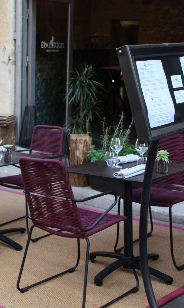 restaurant ebullition montpellier